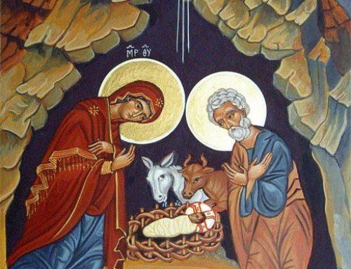 Déjate tocar por la ternura de Dios ¡Es Navidad!
