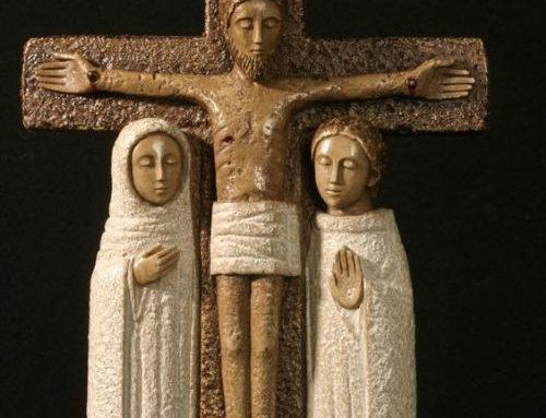 Junto a la Cruz de Jesús