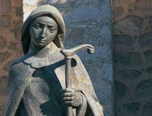 Teresa de Jesús en su nacimiento, bautismo e infancia