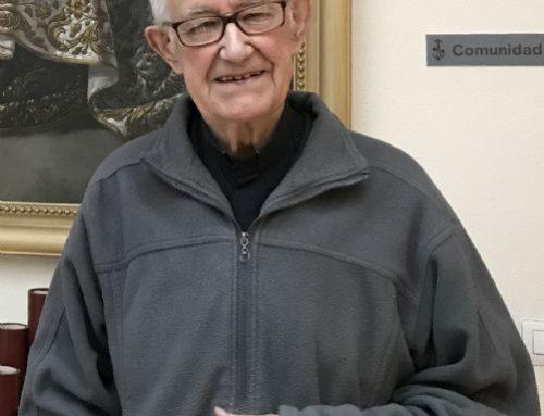 Adiós al padre Tomás Álvarez, teresianista ilustre