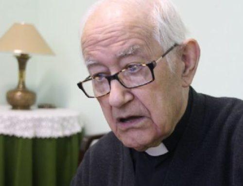 Fallece el P. Tomás Alvarez