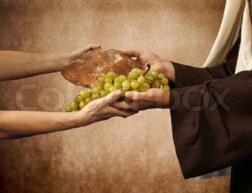 Dichosos… los que eligen ser pobres esos tienen a Dios por rey