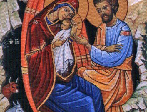Navidad: Meditación sobre el ¿Cur deus homo?