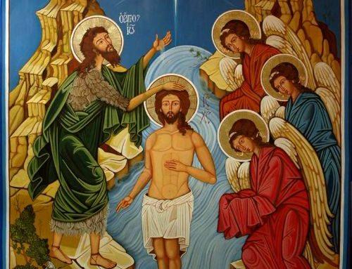 Domingo del bautismo del Señor
