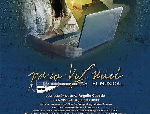 Musical «Para vos nací»
