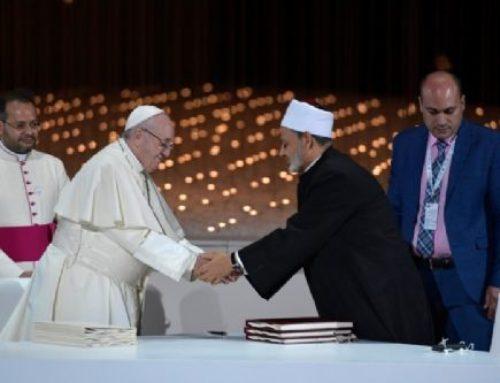 Fraternidad humana por la paz mundial y la convivencia común