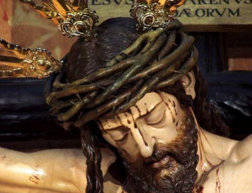 Cristo en los desamparados