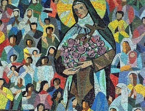 El Padre nuestro de santa Teresa de Lisieux
