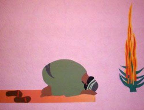 Cuaresma para niños: Celebración orante en el desierto