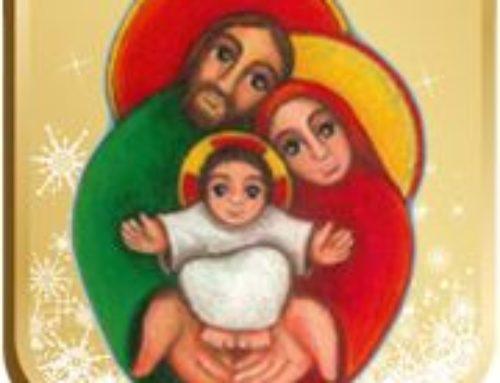 4. Fue concebido por obra y gracia del Espíritu Santo y nació de santa María virgen