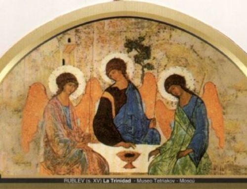 5. La oración, experiencia trinitaria