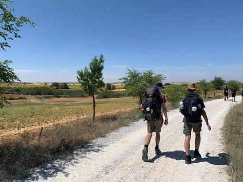 Fichas para orar en el Camino de Santiago