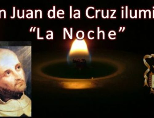 Taller: San Juan de la Cruz, ilumina la «Noche»