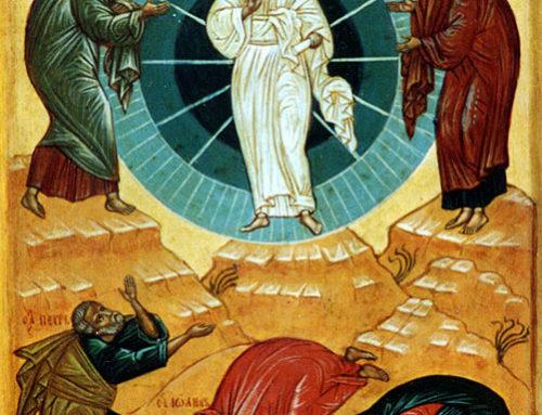 Lectio divina: Mateo 17, 1-9   2º Domingo de Cuaresma