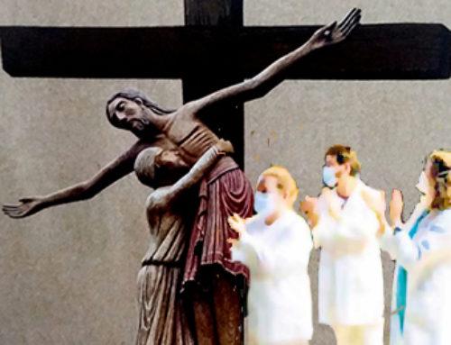 """Encuentro con Jesús: Miércoles santo: """"El Señor es mi Fortaleza"""""""
