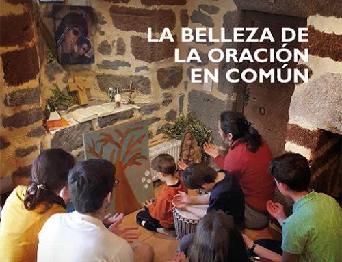 La belleza de la oración en común