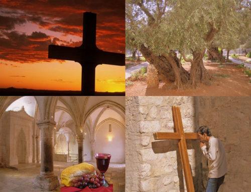 El Evangelio en los días de Semana Santa 2020