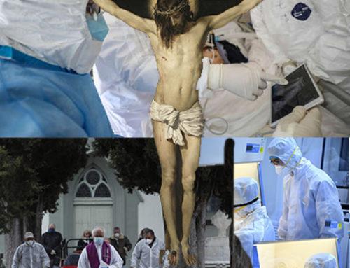 """Encuentro con Jesús: Viernes santo: """"El Señor es mi Consuelo"""""""