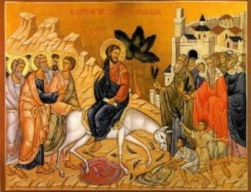 Lectio divina: Mateo 26, 14- 27,66 –  Domingo de Ramos