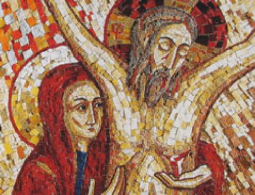 Ecce homo, Ecce Deus, María Madre