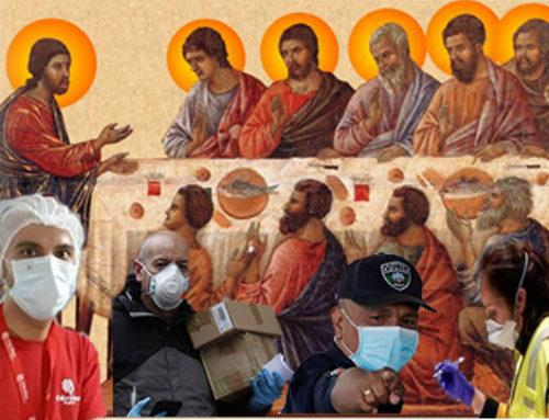 """Encuentro con Jesús: Jueves santo: """"El Señor es mi Amor"""""""