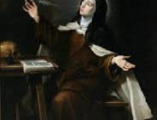 El Espíritu Santo, según santa Teresa de Jesús