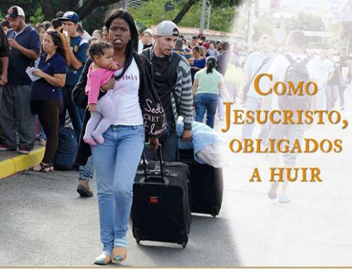 Vigilia de oración. Jornada mundial del Migrante y Refugiado