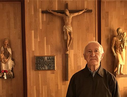 Oración, trato de amistad: Maximiliano Herráiz