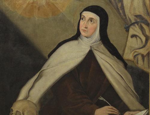 Teresa de Jesús, mujer de esperanza