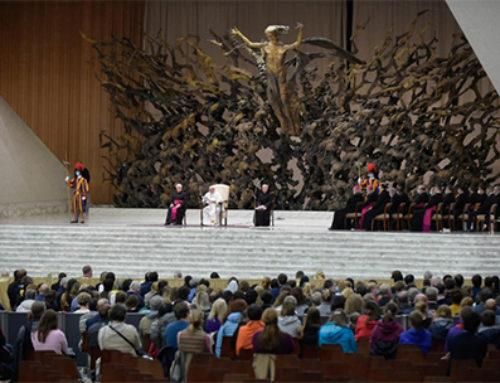 La oración de los salmos. Catequesis del papa Francisco