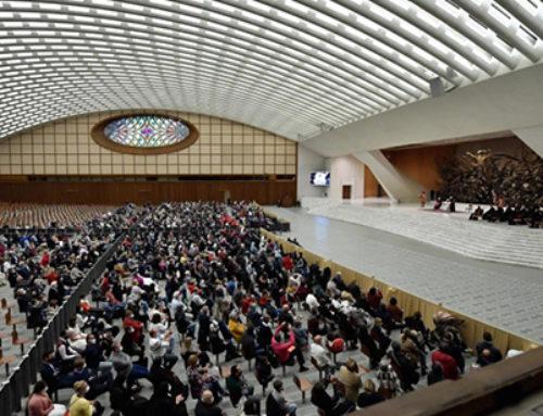 La oración de los salmos. 2 Catequesis del Papa Francisco