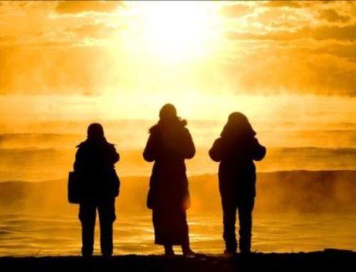 Canto de Adviento: Somos los que esperan