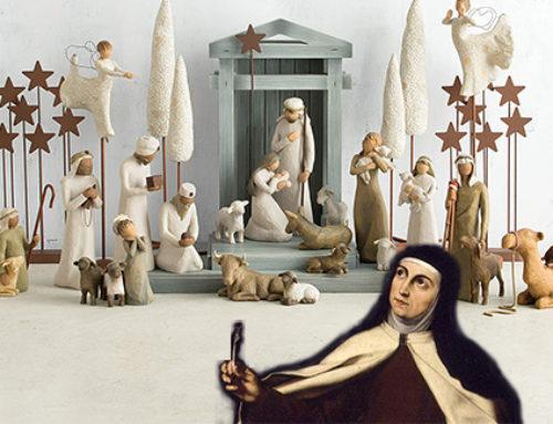 El Carmelo de Teresa es un «portal de Belén»