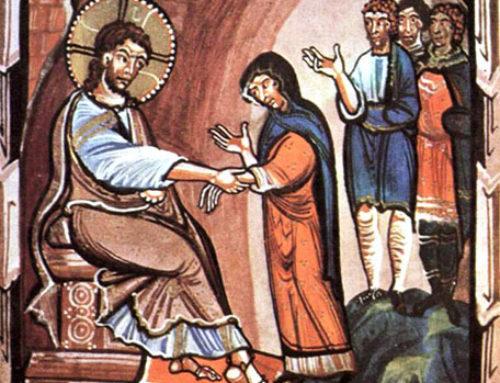 Lectio divina. 5º Domingo del T.O. Marcos 1, 29-39