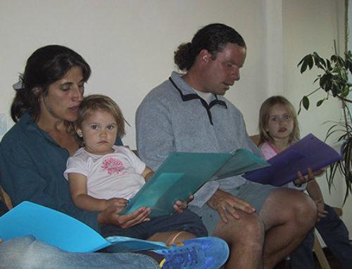 Cuaresma: Buscar, mirar y seguir a Jesús con los niños