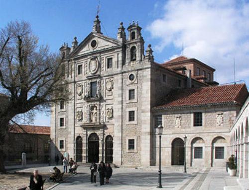 """La iglesia y el convento de """"La Santa"""" en Ávila. Crónica de curiosidades (I)"""