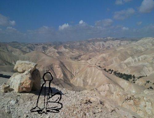 Semana de espiritualidad: 1º día: La llevaré al desierto y le hablaré al corazón (Oseas 2,14).