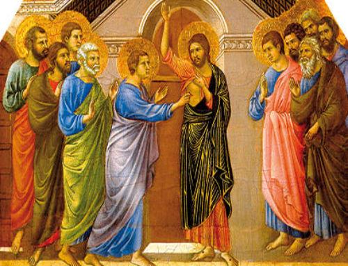 Domingo tercero de Pascua. Lectura orante del Evangelio: Lucas 24,35-48