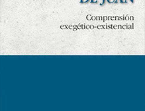 El nunca soñado Jesús del Evangelio de Juan (P. Secundino Castro, OCD)
