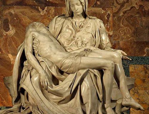 Sábado Santo con María, nuestra Señora de la esperanza