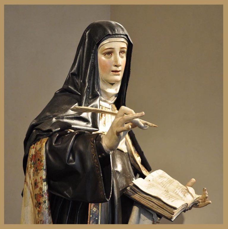 Fichas: Oración y Vida de Sta Teresa