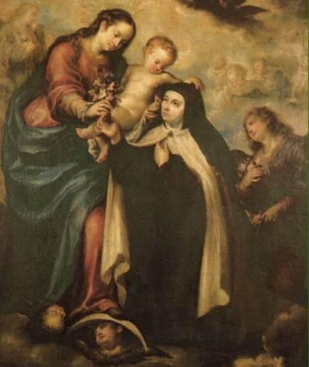 María y Teresa de Jesús