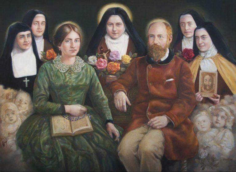 Familia de Teresa de Lisieux
